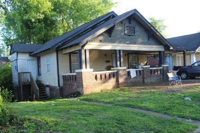 Knoxville Multi Family Home For Sale: 2202 Laurel Ave