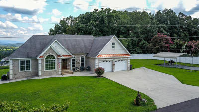 Monroe County Single Family Home For Sale: 729 Topside Dr