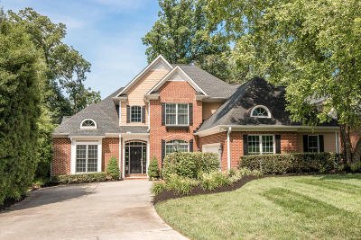 Knoxville Single Family Home For Sale: 917 Vista Oaks Lane