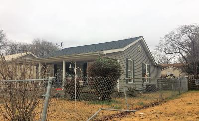 Knoxville Single Family Home For Sale: 1729 Beaumont Ave