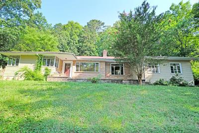 Knoxville TN Single Family Home For Sale: $152,600
