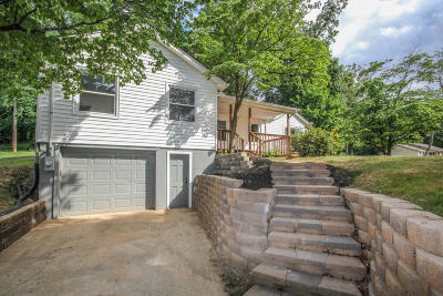 Knoxville TN Single Family Home For Sale: $164,500