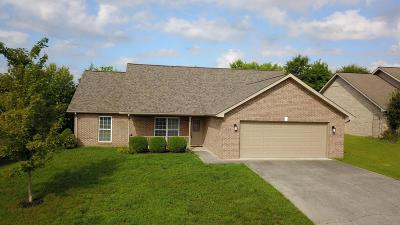 Maryville Single Family Home For Sale: 1103 Mercer Drive