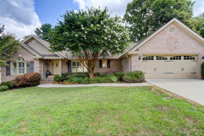 Knoxville Single Family Home For Sale: 510 Westbrook Rd