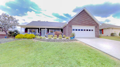 Maryville Single Family Home For Sale: 1126 Mercer Drive