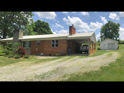 Hamblen County Single Family Home For Sale: 8186 Saint Clair Rd