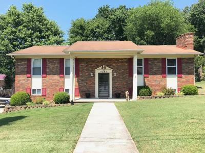 Morristown Single Family Home For Sale: 4291 Brockwood Drive