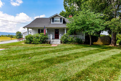 Maryville Single Family Home For Sale: 510 Whites Mill Rd