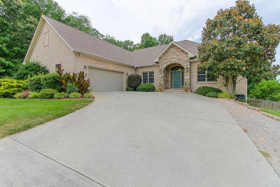 Loudon Single Family Home For Sale: 407 Skiatook Drive