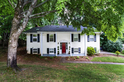 Knoxville Single Family Home For Sale: 7816 Ramsgate Drive
