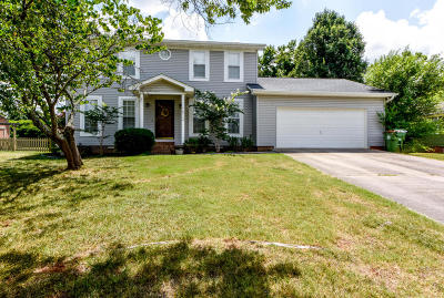 Maryville Single Family Home For Sale: 1512 Claremont Drive