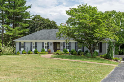 Knoxville Single Family Home For Sale: 10040 El Pinar Drive
