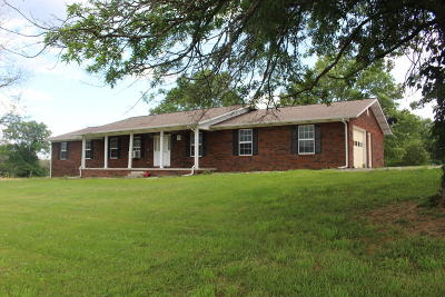 Lafollette Single Family Home For Sale: 151 Petrey Rd
