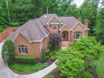 Knoxville Single Family Home For Sale: 1800 Hickory Glen Rd