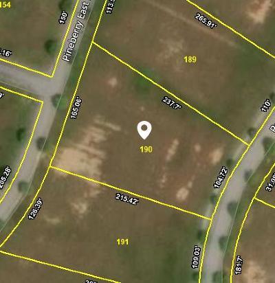Oak Ridge Residential Lots & Land For Sale: 107 Parkberry St #Lot 190