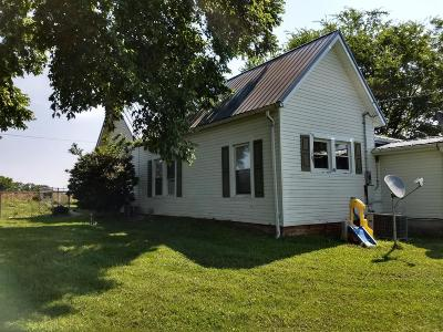 Jefferson City Single Family Home For Sale: 731 Mount Horeb Rd