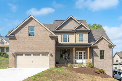 Oak Ridge Single Family Home For Sale: 108 Creek View Court