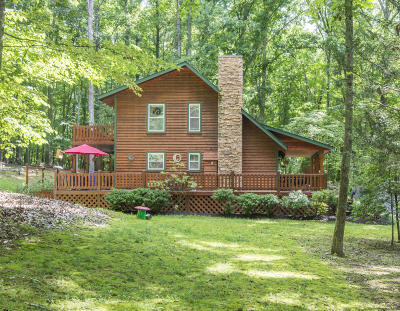 Union County Single Family Home For Sale: 123 Club House Drive