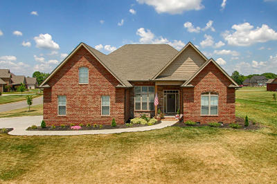 Maryville Single Family Home For Sale: 3424 Beaver Creek Crossing