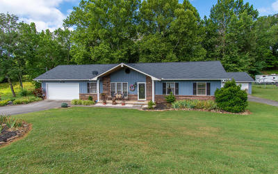 Knoxville Single Family Home For Sale: 7629 Goddard Rd