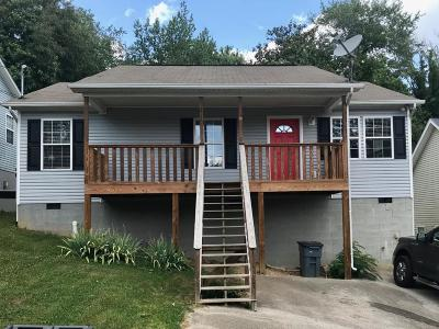 Knoxville Single Family Home For Sale: 2139 Bernhurst Drive