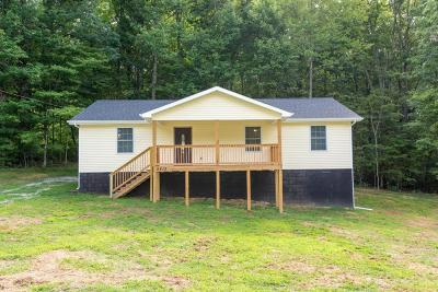 Knoxville Single Family Home For Sale: 5415 Daniels Rd
