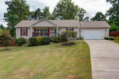 Maryville Single Family Home For Sale: 1405 Chessingham Drive