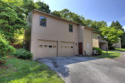 Knoxville Condo/Townhouse For Sale: 8709 Olde Colony Tr #Apt 23