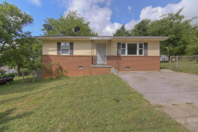 Knoxville Single Family Home For Sale: 1615 Mall St