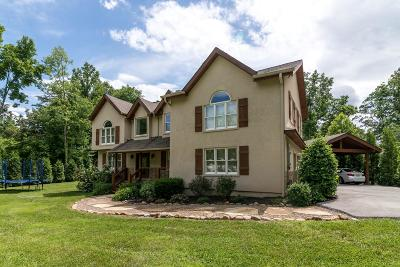 Sevier County Single Family Home For Sale: 621 Tank Hill Rd