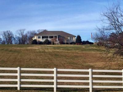 Dandridge Single Family Home For Sale: 1072 Highway 139