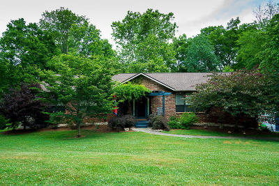 Knoxville Single Family Home For Sale: 348 Dominion Circle