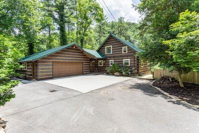 Sevierville Single Family Home For Sale: 2235 Wears Valley Rd