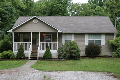 Vonore Single Family Home For Sale: 136 Tallent Ln Lane