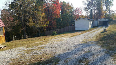 Caryville Single Family Home For Sale: 1481 Shady Cove Rd