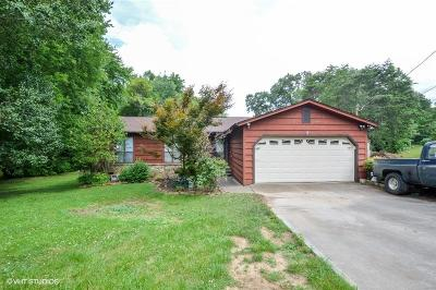 Knoxville Single Family Home For Sale: 10114 Wolf Den Lane