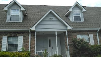 Knoxville Condo/Townhouse For Sale: 2113 Silverbrook Drive