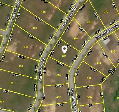 Oak Ridge Residential Lots & Land For Sale: 109 Sweetberry St #Lot 489