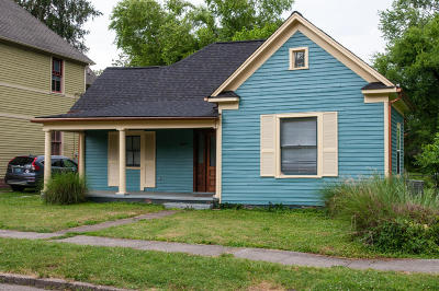 Knoxville Single Family Home For Sale: 2354 Woodbine Ave