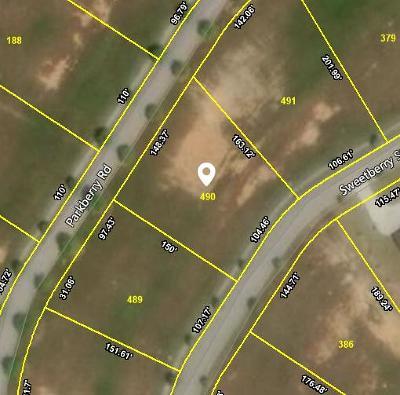 Oak Ridge Residential Lots & Land For Sale: 111 Sweetberry St #Lot 490