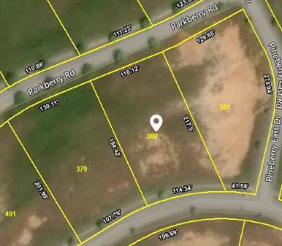 Oak Ridge Residential Lots & Land For Sale: 117 Sweetberry St #Lot 380