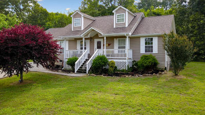 Madisonville Single Family Home For Sale: 292 Sweet Springs Rd