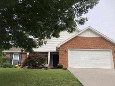 Maryville Single Family Home For Sale: 2404 Dublin Drive