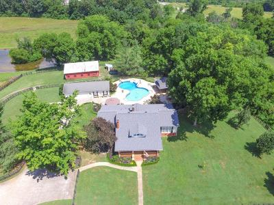 Maryville Single Family Home For Sale: 5519 Old Niles Ferry Rd