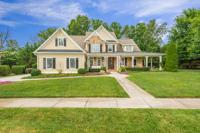 Knoxville Single Family Home For Sale: 1326 Watersong Lane