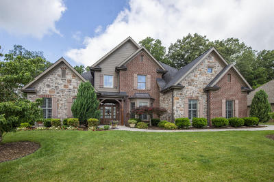 Knoxville Single Family Home For Sale: 2439 Covered Bridge Blvd