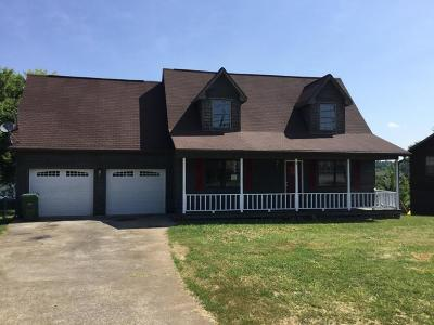 Maryville TN Single Family Home For Sale: $125,000
