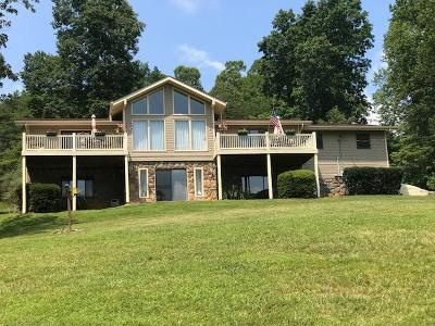 Lafollette Single Family Home For Sale: 529 Little Fawn Lane