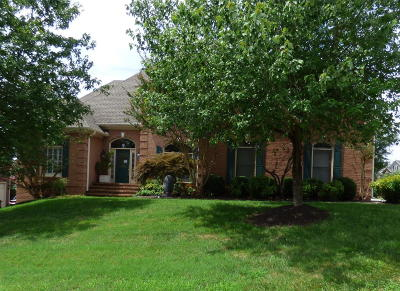 Knoxville Single Family Home For Sale: 1807 Saint Anselm Lane