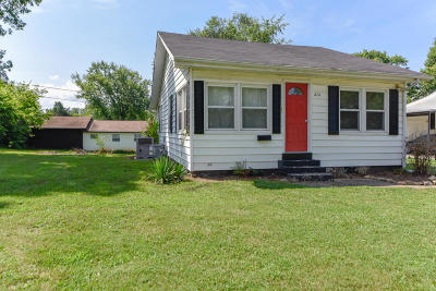 Alcoa Single Family Home For Sale: 873 Birch St